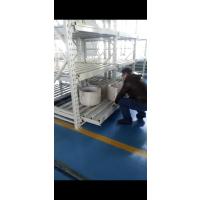 抽拉式货架系统的操作与使用