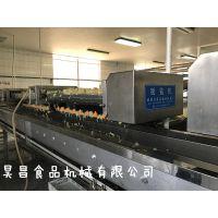 昊昌酸菜加工设备流水线油麦菜加工流水线