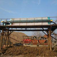 专用于沙场砂石矿山工地处理污水打桩泥浆压滤机
