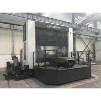 海天HTM-100H卧式加工中心