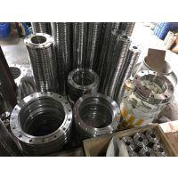 新华304不锈钢法兰板式平焊法兰 接管尺寸Φ455