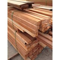 柳桉木市场价多少 柳桉木原木厂家 柳桉木毛料加工