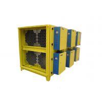 厂家直销 蜂窝型超低空排放系列 油烟净化器
