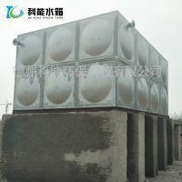 科能供应304SUS食品级不锈钢水箱 消防高位水池 生活饮用贮水箱