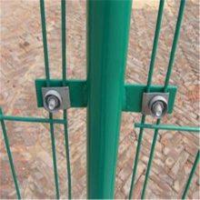 厂地护栏网 园林防护网 小区焊接围网