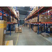 厂价直销中型搁板式货架 搁板式置物架 多层货架