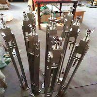 新云 304不锈钢楼梯栏杆 不锈钢楼梯及配件厂家
