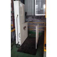 忻州市 尧都区启运残疾人家用电梯 邯郸市液压室外无底坑升降平台