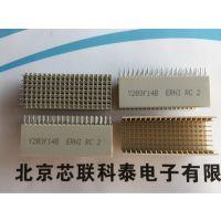 103670 204975母型110针IEC 61076-4-101PCB连接器 ERNI