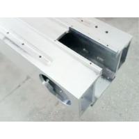 南京挤压厂生产铝合金打印机横梁 真空吸附平台铝型材 大截面横梁铝型材