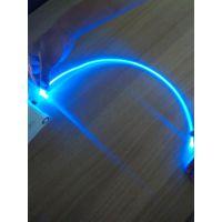 3mm导光条,扫地机器人发光条,通体发光亚克力PMMA