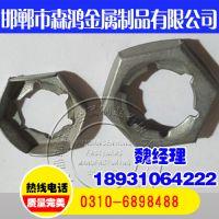 广东热镀锌螺母【森鸿金属制品】广东热镀锌螺母厂家
