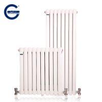 春光牌 钢2柱散热器 5025优质低碳钢暖气片中心距600 批量供应 厂家直营