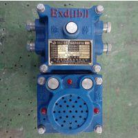 矿用绞车用通讯声光信号装置 KXH127隔爆兼本安型声光信号器 金科星