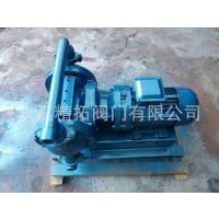 DBY-10 QBY-15电动铸铁隔膜泵 铸铁电动隔膜泵 矿用电动隔膜泵