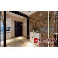松花江尚-设计感强烈的现代风格-哈尔滨红枫叶装饰