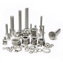 金聚进 不锈钢螺丝生产厂家 不锈钢标准件 紧固件 规格齐全