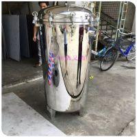 电白县柴油过滤器不锈钢涂装线袋式过滤器壳体 广州清又清直销