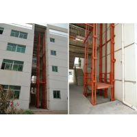 启运直销固定式升降台 南通市 金华市厂房货物提升机 小型货梯