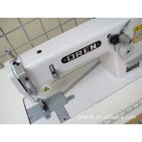 双人枕套装饰缝专用缝纫机 奥玲RN380无梭平缝机