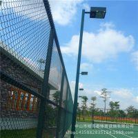 惠州户外篮球场灯杆安装 佛山球场灯杆厂家直销 定做12米灯杆