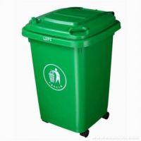 环卫式户外塑料垃圾桶模具来样开模