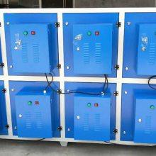 富宏元等离子废气净化器的适用范围及参数说明