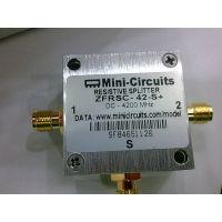 ZA2CS-251-20W+ MINI功分器深圳现货库存