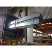 山东钢结构厂房出口公司 三维钢构品牌值得信赖
