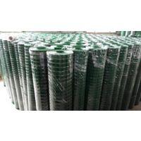 二连浩特绿色卷状30米养殖铁丝网一卷批发