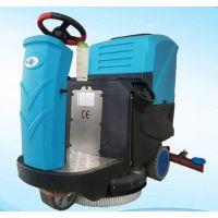 工厂直销青岛DJ60驾驶式洗地机 电瓶式洗地机 聊城洗地机
