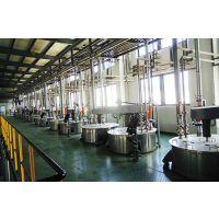 广东锐勒平台分散机 3-5吨乳胶漆高速分散机