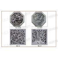 珠海中式砖雕图案青砖砌块批发砖雕广告