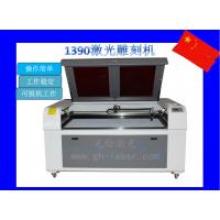 光绘1390橡胶板航模亚克力PVC皮革布料激光切割机广告雕刻机