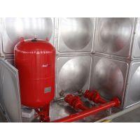 箱泵一体化增压稳压设备 箱泵一体化消防设备