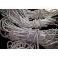 长期供应蚕丝绝缘消弧绳 电力防潮绝缘安全绳直径16-24mm
