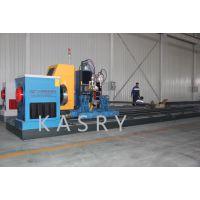 凯斯锐相贯线切割机用于管桁架工程有哪些优势