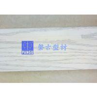 磐古型材生产销售各种木纹型材