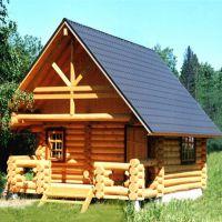 联众木质活动房重型木屋;重型木屋别墅