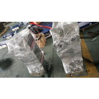 上海艾保板换 海水淡化钛板热交换器 地热利用换热器 太阳能利用板式换热器
