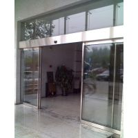 萝岗区感应玻璃门厂家,电动感应玻璃门机组