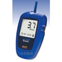 中西 (HLL)便携式血乳酸测定仪/血乳酸分析仪(德国) 库号:M306931