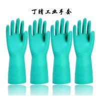 丁腈工业 防化耐磨 耐酸碱 耐油耐化学溶剂 劳保防护手套乳胶制品