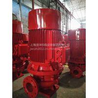 边立式多级消防泵 XBD23.5/30-100DLL10*4 自产直销