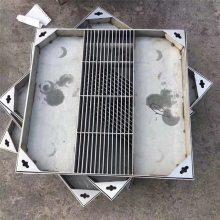 耀恒 304不锈钢检查井盖 污水、电力、广场井盖厂家报价