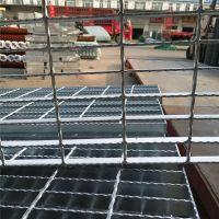 平台钢格板,安平环航厂家热镀锌格栅Q235材质
