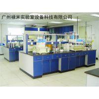 厂价直供 全木结构实验台 免费实验室设计 疫控中心操作台 化工检验操作台 禄米科技
