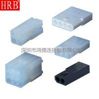 HRB 1.58连接器, 1625线对线 1.58(3.68)mm间距连接器