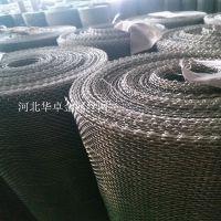 201无磁无镍不锈钢丝网 3.0丝径方孔筛网