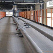 化工粉管链式输送机 无尘管链输送机L8